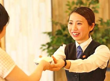 *~お客さまをお食事で笑顔に~* 福岡八幡の郷土料理などをご提供♪ 学生さんから中高年世代まで活躍中!