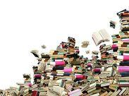 たくさんの本やメディアに囲まれてお仕事しませんか!?