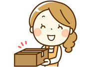 ★カンタン軽作業★ 備品の数を数えたり、箱に入れたり…難しい作業ナシ!!家事や育児と負担なく両立できちゃいます♪