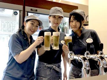 """【店舗Staff】まるで海外★陽気なオシャレBar!!―― 新宿にもう一店舗NEW OPEN!!!!+♪制服は""""ジーパン""""お洒落&自由にバイト♪*"""