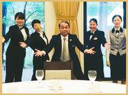 千里中央駅スグの有名ホテル♪ 憧れのお仕事、始めませんか?