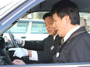 ≪全車両AT限定だから安心!≫ 運転が好きな方にオススメ♪男女ドライバー募集◎ 自分のペースで運転しながらしっかり稼げます!