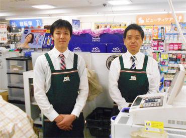 いつでも活気溢れる店内◎季節に合わせて売り場も変わるので、働いているだけでもワクワク出来ちゃいます★