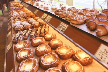 <<週2~未経験OK>>だから始めやすい♪ 美味しい、楽しいパン屋さんで一緒に働きませんか?