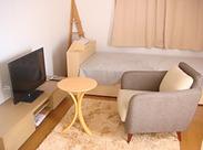社宅(寮)は家具家電付もご用意できます!カバン一つで新生活をスタートできますよ♪ ご家族・カップルの方などとの入居も可能◎