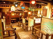 江坂駅スグで通勤ラクラク★開放感のある広々としたお店です♪ 短期・長期、どちらの働き方も可能ですよ◎