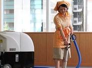 未経験でも始めやすい清掃のお仕事♪ 聖蹟桜ヶ丘駅スグのキレイな施設! お仕事もスイスイ進みます◎