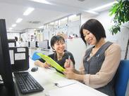 お仕事シンプル&研修があるからオフィスワークデビューにもピッタリ◎事務スキルも学べます!