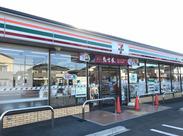 イートインスペースもある広々としたお店♪地域の方に愛されています!