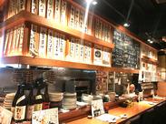浦和駅からスグの居酒屋★17:00~22:00のフルで入れる方、大歓迎です!フリーターさんが活躍中♪
