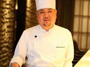 総料理長◆大迫秀樹◆ 有名フレンチ・イタリアン店出身 TV料理番組等、多数出演