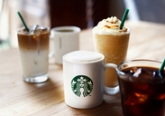 「スターバックスが好き」「コーヒーが好き」そんな方、大歓迎。お客様にくつろぎの空間をお届けします*