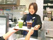 シックでお洒落な店内の【KEY'S CAFE】がイオンモール府中に登場!髪型自由♪そのままのアナタでOK!