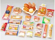 和洋菓子や人気のパンの仕分けのお仕事をお願いします!コツコツ自分のペースで働けるので、未経験の方でもオススメです♪