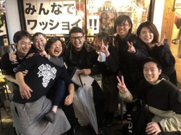 大阪一敷居の低いワインバル★ 高品質なワインが低価格で楽しめ、 新しい味に出会えるのも魅力です!
