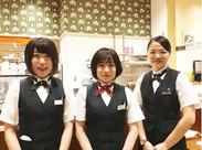 20~40代の女性STAFFが活躍中♪働くなら居心地の良いお店で♪スタッフも店長も優しく協調性があり、定着率が高いお店です◎