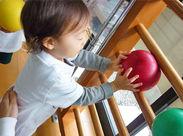 \体操経験・指導経験がなくてもOK/ 先輩スタッフがしっかりフォローします◎ 子ども達と一緒に楽しく働こう♪