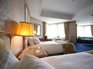 鎌倉の上質なホテル「鎌倉パークホテル」+*客室清掃は全くの未経験でも問題ありません。お昼過ぎまでのシフトで続けやすい◎
