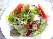 私たちは、スーパーやコンビニに置いてあるサラダなどの野菜を『製造・販売』しています♪