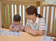 <子どもたちの笑顔に癒される♪>16:00~20:30までの時間帯で募集します!朝はゆったり過ごせます◎