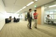 オフィス環境にはこだわりぬいています!