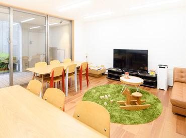 2020年春にOPEN★ 自然豊かな環境にあるきれいな校舎♪ 広々とした快適空間でお仕事ができますよ◎