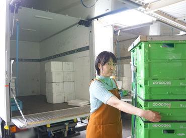 主婦スタッフさんも多く活躍中です! 倉庫業務が初めての方も大歓迎です♪
