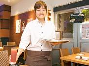 美味しいレストランのスタッフ向け食事がなんと<<無料♪>>スタッフ特典で毎月食事券の支給もあり!
