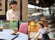 こだわりあるオリジナル珈琲と、新鮮な食材を使ったメニューが自慢のカフェです♪