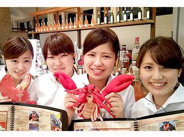 【店舗Staff】< シーフードDiningといえばココ☆ >朝の人気TV番組での紹介や某有名ボーカル&ダンスグループ主演映画とのコラボも♪