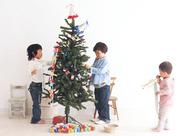 ハロウィン/クリスマス/冬休みetc.イベントでは様々な経験をします♪無邪気な笑顔に癒やされます☆※イメージ画像