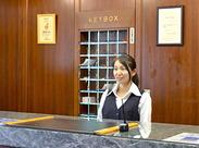 眺めのイイ、気持ちの良いホテルです! お客さまを笑顔でおもてなししましょう◎