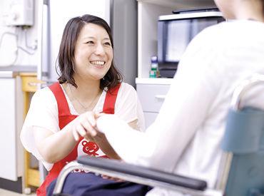 \資格を活かせるお仕事♪/ ヘルパー2級・初任者研修資格があればOK!! 主婦(夫)~シニアまで歓迎します★