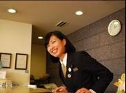 神奈川で人気のホテルフロントのお仕事♪ ≪事前研修アリ≫未経験の方もご安心下さい! 一緒に素敵なバイトを始めましょう♪