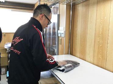 【軽作業STAFF】レアバイト☆作業はとっても簡単♪アットホームな雰囲気が魅力☆居心地の良い職場ですよ◎扶養内OK!研修制度あり!