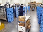 ペンギンマークでお馴染み≪ムロオ≫ 国内最大手の倉庫だから安定した勤務が可能ですよ!