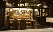 毎日いても、違う楽しみがある「Bistro MULCHEE」。こだわりの内装やお洒落なお料理に囲まれて働きませんか?