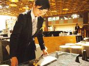"""あの""""リーガロイヤルホテル""""で働きませんか?アナタにピッタリのオシゴトがきっと見つかりますよ♪"""
