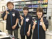 \昨年8月にOPENしたお店です/お客さんに「いつもきれいなコンビニ」って言われています♪