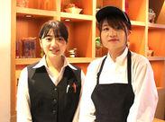 スタッフは皆仲良し!!10~40代まで、幅広く活躍中です♪美味しいまかないは100円で大満足のボリューム☆