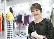 大好きな洋服を着て、綺麗な職場で オシャレに洋服販売♪ マークイズOPENの初代スタッフに なれるチャンスですよ☆.*