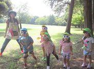 私たちと一緒に子どもたちの成長を見守りませんか?6歳までの元気な子どもたちの笑顔溢れる保育園です!