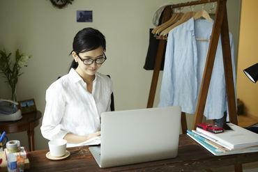 ≪在宅勤務推奨≫ WEBミーティングで 密にコミュニケーションを取っています! もちろん出社型勤務もOK◎