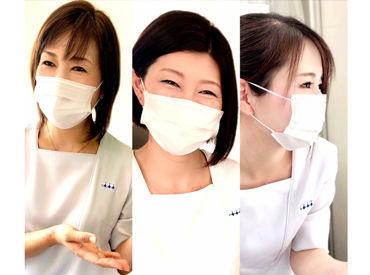 現在のスタッフのほとんどが未経験からのスタート! 「美容に関することが好き・興味がある」という方は必見です♪
