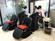美容師免許をお持ちのは、どなたも大歓迎! 資格を活かして効率よく働きませんか♪ ご家庭の都合と両立して働きましょう♪