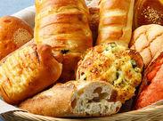 ホテルクレメント1Fにあるベーカリーショップ。作りたてのパンやスイーツを販売しています! <マイカー通勤OK!駐車場完備>