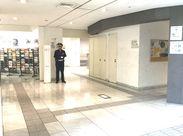 なかのZEROは中野駅近くのキレイな複合施設です★皆さんには、館内の見回りなどをお願いします!
