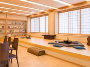 里湯昔話 雄山荘は、琵琶湖を一望できると人気の旅館です★ ご来館いただいたお客様を、明るい笑顔でお出迎えしましょう♪