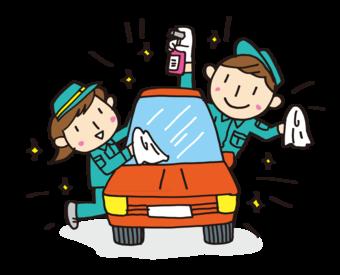 ▼短期OK!!免許なしOK!!高校生も歓迎!! ▼車に乗る人はさらにオトク!? ガソリン/車検/タイヤ交換が社割で安く♪