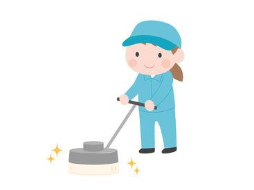 【清掃STAFF】朝から夜まで好きな時間で勤務OK。*゚\残業ほぼナシ!/パチンコ店清掃STAFF♪空いた時間でカンタンに稼げちゃいます☆彡